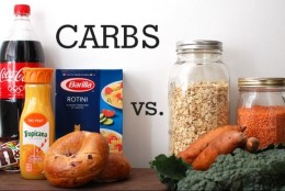Carbs vs carbs Size 260