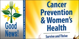 Cancer Prevention & Women's Health DVD