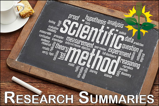 Health Science Research Summaries