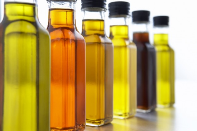 The Effect of Different Oils on Endothelial Function