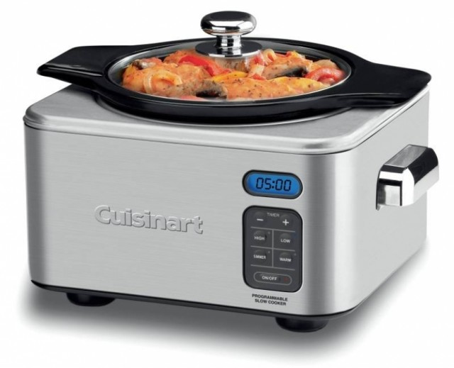 Cuisinart Stainless Steel Slow Cooker