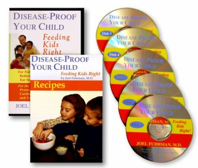 Disease-Proof Your Child (Audio Book)