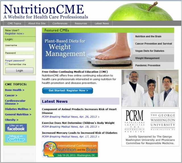 Nutrition CME