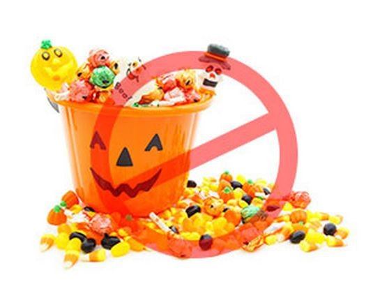 Just Say No to Candy!