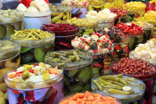Eating Pickled Foods Increases Stomach Cancer Risk