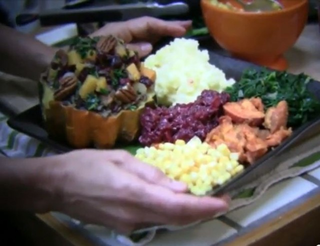 Tips on Creating a Turkey-Free Thanksgiving