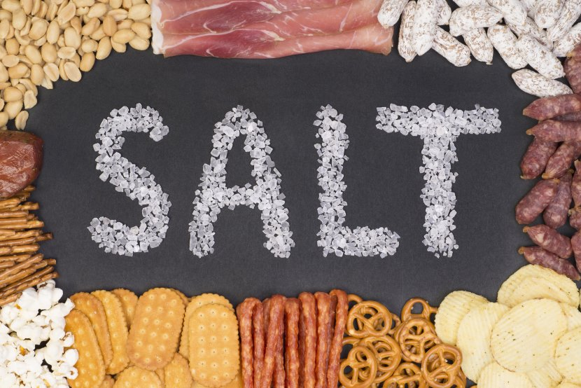Salty Foods Boost Kidney Stone Risk