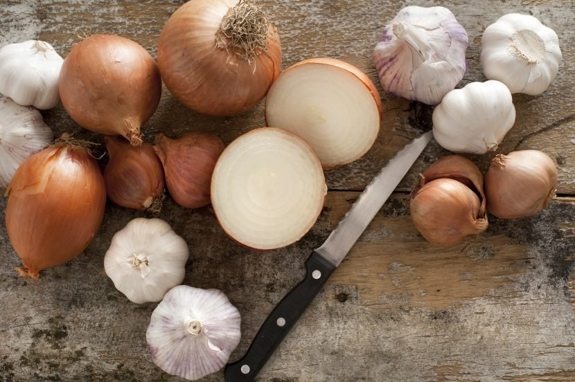 3 Health Benefits of Allium Vegetables