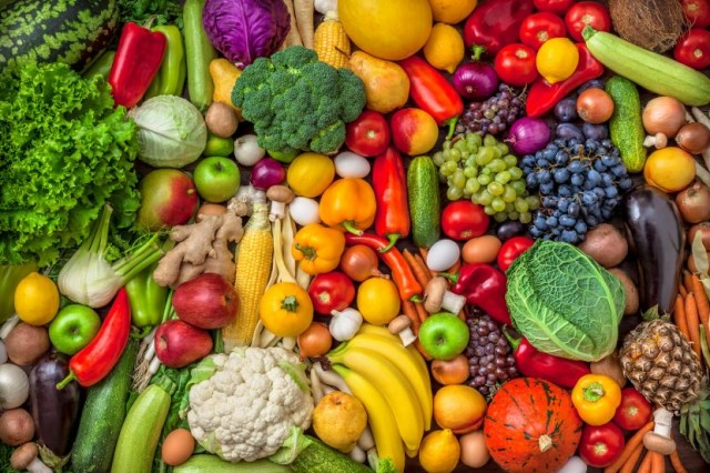 Fruits and Vegetables Prevent Chronic Disease