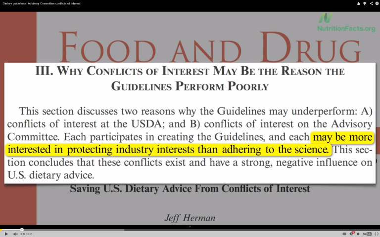 who is dietary guidelines advisory committee