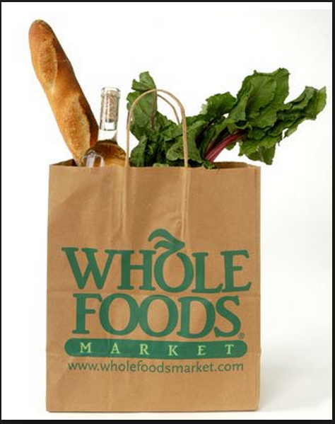 Whole Foods Market Endorses Plant-Based Diet