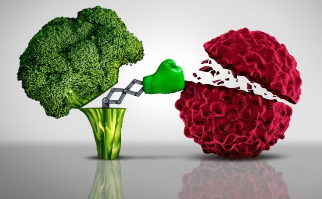 Vegetables Knock Out Liver Cancer Risk
