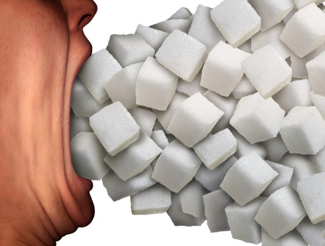 Refined Sugar AGES the Body