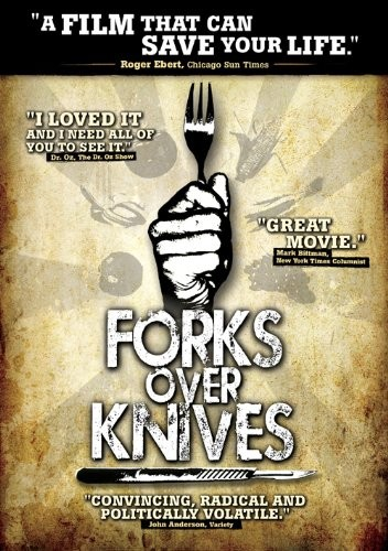 Forks Over Knives DVD Cover