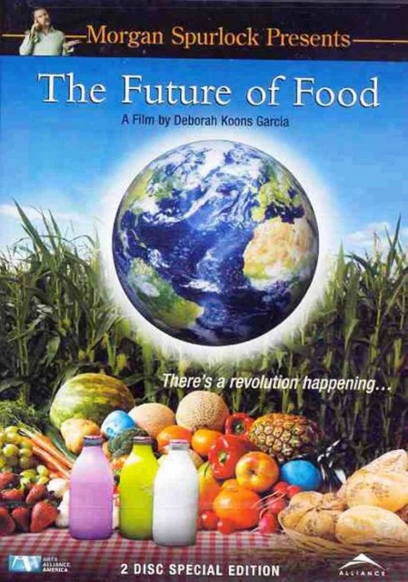 The Future Of Food DVD